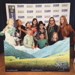 Happy to be with my family at SoundOfMusicDSM theater playhellip