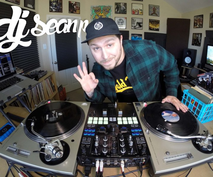DJ Sean P Studio Lessons