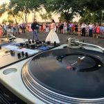 Super fun night DJing for zacj0hnson amp scarraw wedding inhellip