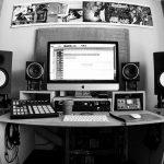 Mix position setup TWLVSstudio Avantonepro MixCubes on isoacoustics yamahahs80m yamahahs10whellip