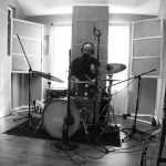 My dude Bruce knocking it out! drumrecording TWLVSstudio fortworthtexas