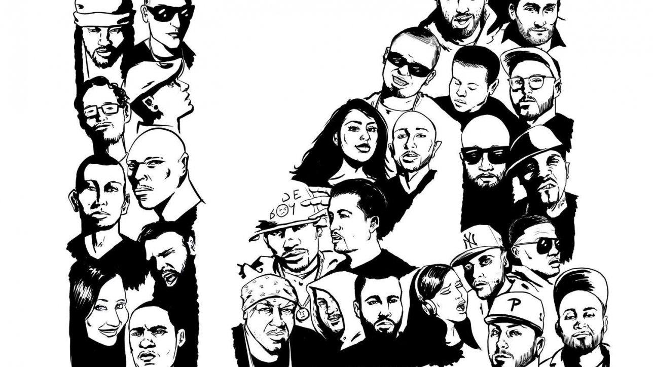 "Prynce P ""14"" Feat  DJ Sean P On The Cut | DJ Sean P"